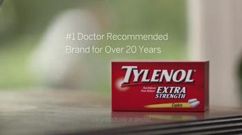 Tylenol TV Spot, 'Everything You Do' - Thumbnail 9