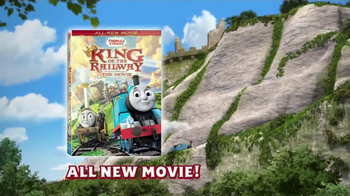 Thomas and Friends King of the Railway DVD TV Spot