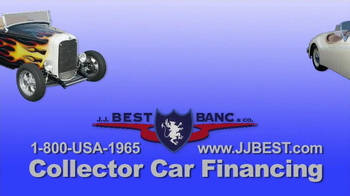 J.J. Best Bank & Co. TV Spot, 'Collector Car Financing' - Thumbnail 3
