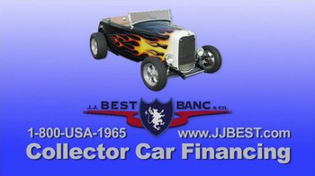 J.J. Best Bank & Co. TV Spot, 'Collector Car Financing' - Thumbnail 4