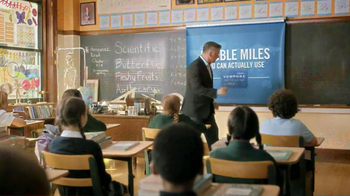 Capital One Venture TV Spot, 'Teacher' Featuring Alec Baldwin - Thumbnail 6