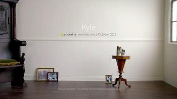 AncestryDNA TV Spot, 'Testimonial: Kyle' - Thumbnail 2