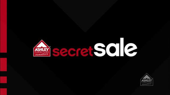 Ashley Furniture Homestore Secret Sale TV Spot, 'Epic'