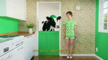 Yoplait Original Key Lime Pie TV Spot, 'Milk Cow'