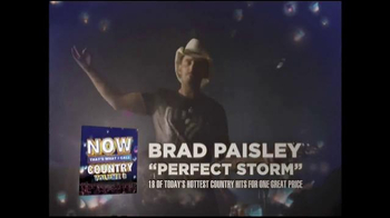Now That's What I Call Country Volume 8 TV Spot, 'All the Country Hits' - 164 commercial airings