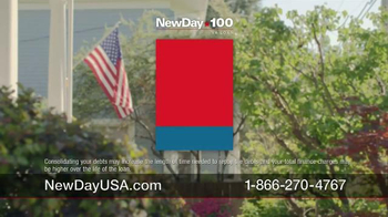 New Day USA 100 Home Loan TV Spot, 'Veteran Home Owners' - Thumbnail 4