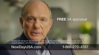 New Day USA 100 Home Loan TV Spot, 'Veteran Home Owners' - Thumbnail 8