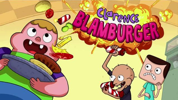Blamburger App TV Spot, 'Clarence: Super Cool'