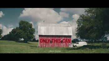 Benjamin Moore Aura Exterior Paint TV Spot, 'The Red Barn'