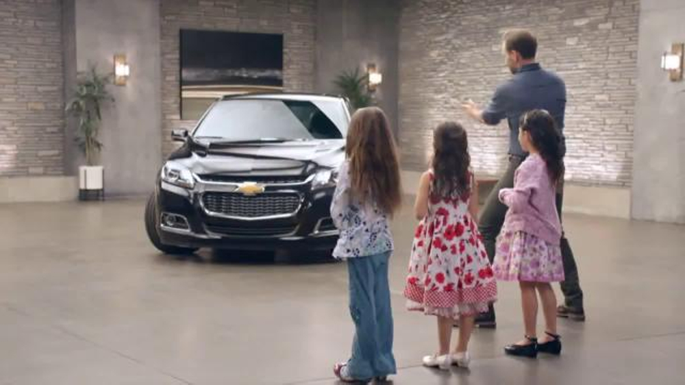 Toyota Camry Commercial Song >> Chevrolet Malibu Bonus Tag TV Commercial, 'Kid Tested ...
