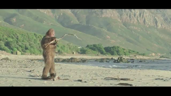 Jack Link\'s Beef Jerky TV Spot, \'Messin\' with Sasquatch: Beach Hole\'
