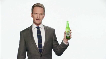 Heineken Light TV Spot, 'Money Mouth' Featuring Neil Patrick Harris