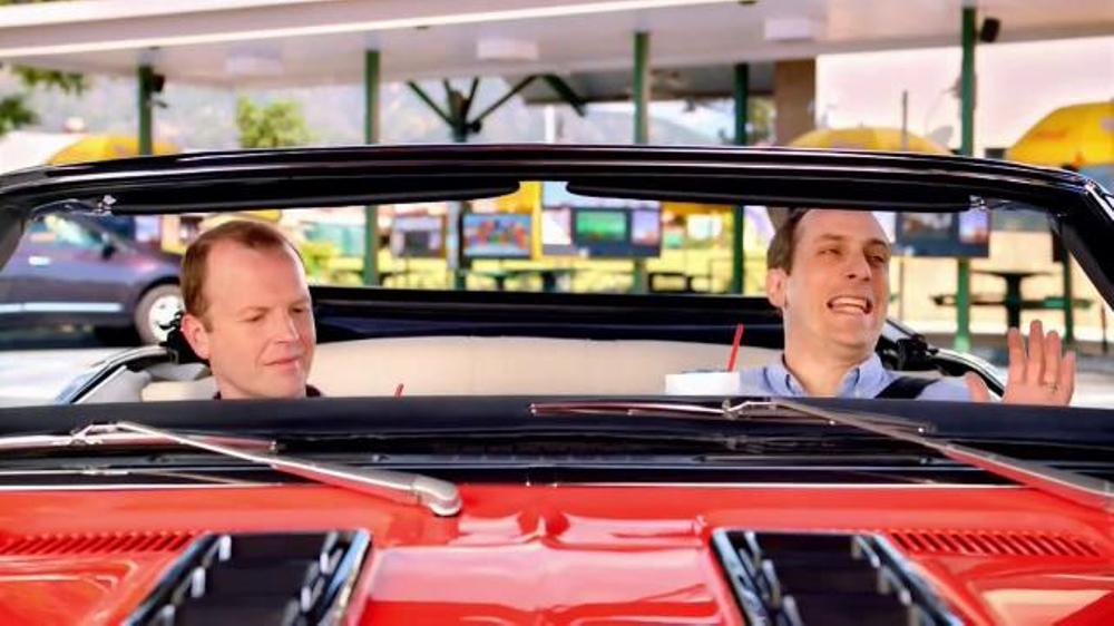sonic drive in half price candy slushes kid in a candy store large 3 sonic drive in half price candy slushes tv commercial, 'kid in a,Kid In A Candy Store Meme