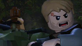 LEGO Jurassic World TV Spot, 'Welcome to Jurassic Park'