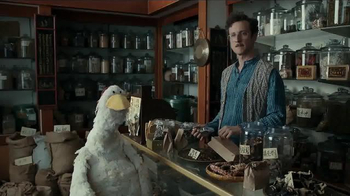 Foster Farms Simply Raised Breast Fillets TV Spot, 'Herbalist'