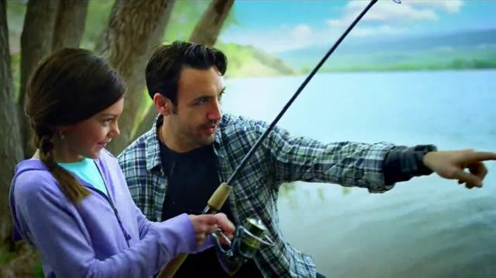 Cabela 39 s father 39 s day sale tv commercial 39 dad for Cabela s fishing nets