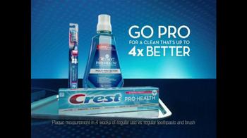 Crest Pro Health TV Spot, 'Going Pro' - Thumbnail 4
