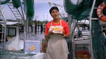 Popeyes Butterfly Shrimp TV Spot, 'Dock'