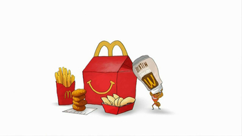 McDonald's Happy Meal TV Spot, 'Ant' - Thumbnail 6