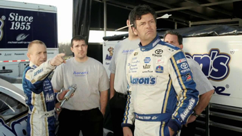 Aaron's TV Spot, 'Not Like Me' Featuring Mark Martin and Michael Waltrip