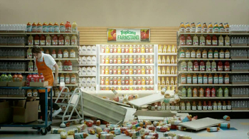 Tropicana Farmstand TV Spot, 'Collapsing Shelf' Song by Passion Pit