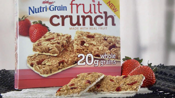 Nutri-Grain Fruit Crunch Bar TV Spot, 'Dracula' - Thumbnail 6