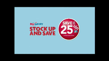 petsmart stock up and save tv commercial 39 cosequin. Black Bedroom Furniture Sets. Home Design Ideas