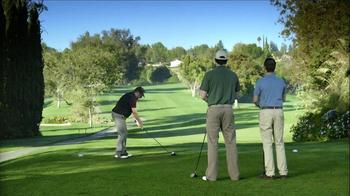 Alka-Seltzer Plus Severe Congestion and Cough TV Spot, 'Golf Cough'