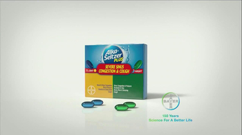 Alka-Seltzer Plus Severe Congestion and Cough TV Spot, 'Golf Cough' - Thumbnail 8