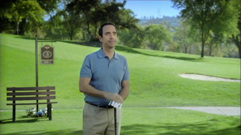 Alka-Seltzer Plus Severe Congestion and Cough TV Spot, 'Golf Cough' - Thumbnail 3