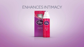 Poise TV Spot, 'Enjoy Intimacy'
