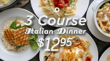 ... Olive Garden 3 Course Italian Dinner TV Spot   Thumbnail 2 ...