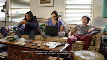State Farm TV Spot, 'The Girl from 4E'