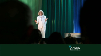 Prolia TV Spot Featuring Blythe Danner - Thumbnail 8