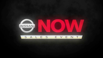 Nissan Now Sales Event TV Spot, 'Altima' Song by The Alan Parsons Project - Thumbnail 1