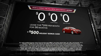 Nissan Now Sales Event TV Spot, 'Altima' Song by The Alan Parsons Project - Thumbnail 6