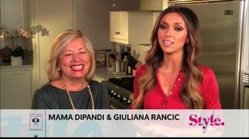 Style Network TV Spot Giuliana Rancic, Kimora Lee Simmons