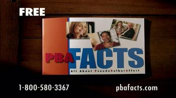 PBA Facts TV Spot, 'Symptoms' - Thumbnail 6
