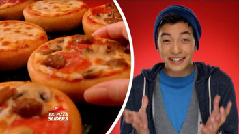 Pizza Hut Sliders TV Spot - Thumbnail 3