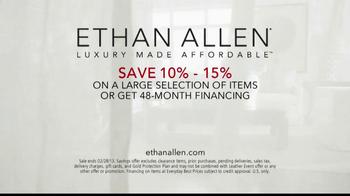 Ethan Allen TV Spot, 'American Colors' - Thumbnail 10