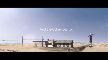 Coca-Cola 2013 Super Bowl TV Spot, 'The Chase Conclusion'