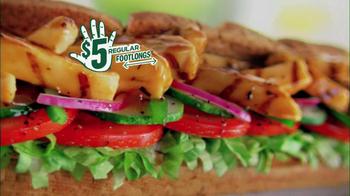 Subway 2013 Super Bowl TV Spot, 'FebruANY' - Thumbnail 9