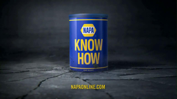 NAPA 2013 Super Bowl TV Spot, 'Know How' Feat. Patrick Warburton - Thumbnail 10