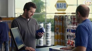 NAPA 2013 Super Bowl TV Spot, 'Know How' Feat. Patrick Warburton - Thumbnail 2