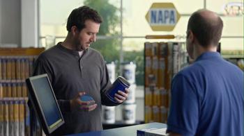 NAPA 2013 Super Bowl TV Spot, 'Know How' Feat. Patrick Warburton - Thumbnail 5