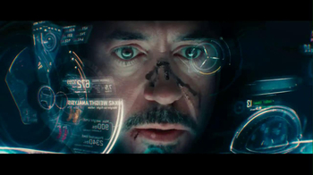 Marvel: Iron Man 3 Super Bowl 2013 Movie Trailer