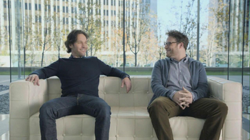 Samsung Super Bowl 2013 TV Spot, 'Talking Babies' Ft. Seth Rogen, Paul Rudd