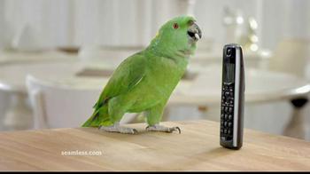 Seamless.com TV Spot, 'Parrot'