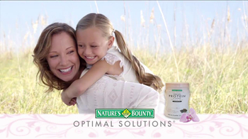 Nature's Bounty Complete Protein & Vitamin TV Spot