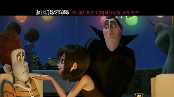 Hotel Transylvania Blu-ray, DVD TV Spot
